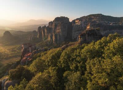 Meteora Klöster in Griechenland: Impressionen und Reisetipps