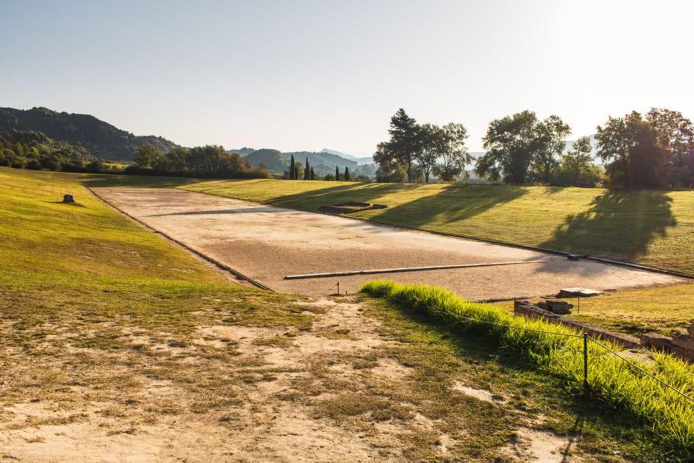 Das antike Olympia ist ein wahrhaftiges Welterbe