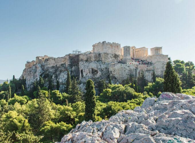 Ein Tag in Athen – warum es uns nicht gefallen hat