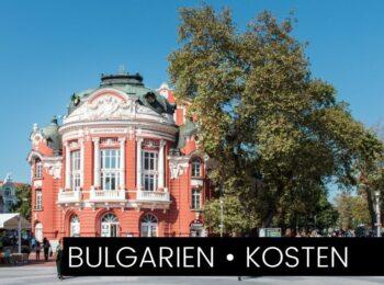 NORDMAZEDONIEN: Kosten für einen Städte-Trip in Bulgarien: So viel haben wir ausgegeben
