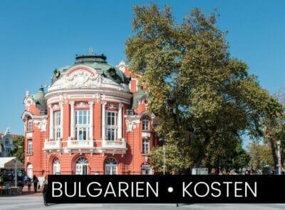 BULGARIEN: Kosten für einen Städte-Trip in Bulgarien: So viel haben wir ausgegeben