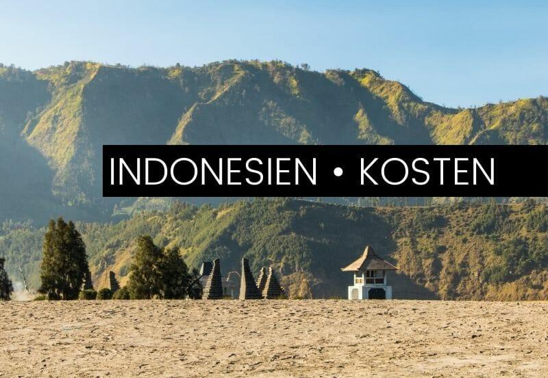 Das kostet Indonesien wirklich: Backpacking auf Java, Bali, Flores & Komodo