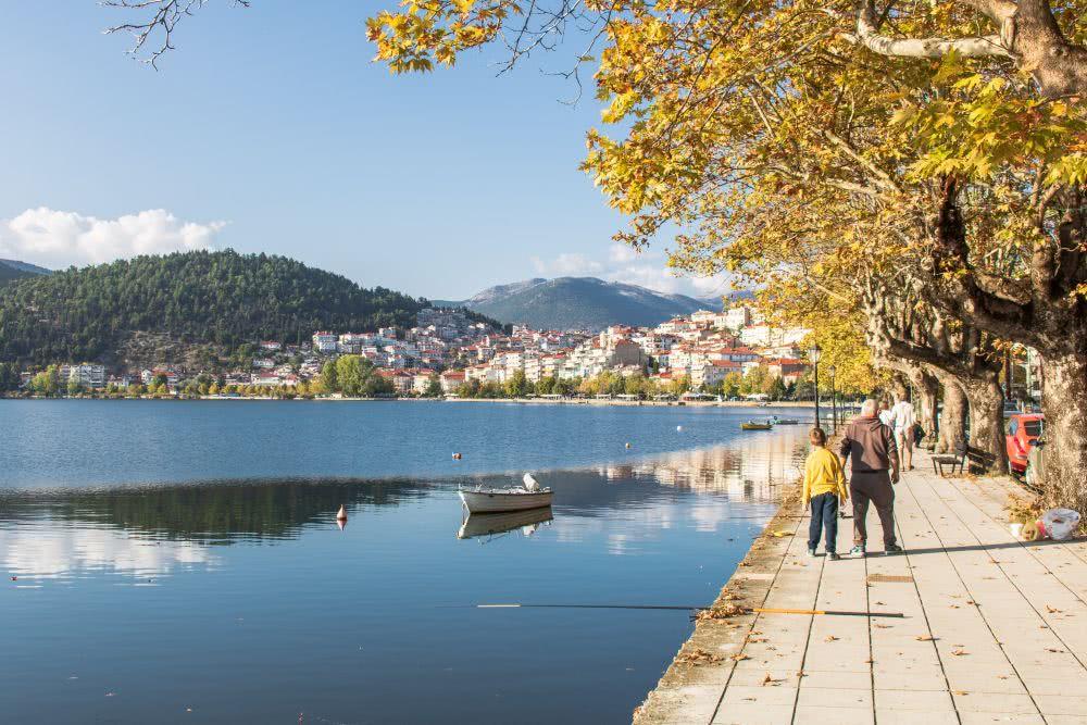 Vor allem im Herbst ist Griechenland ein angenehmes Urlaubsziel