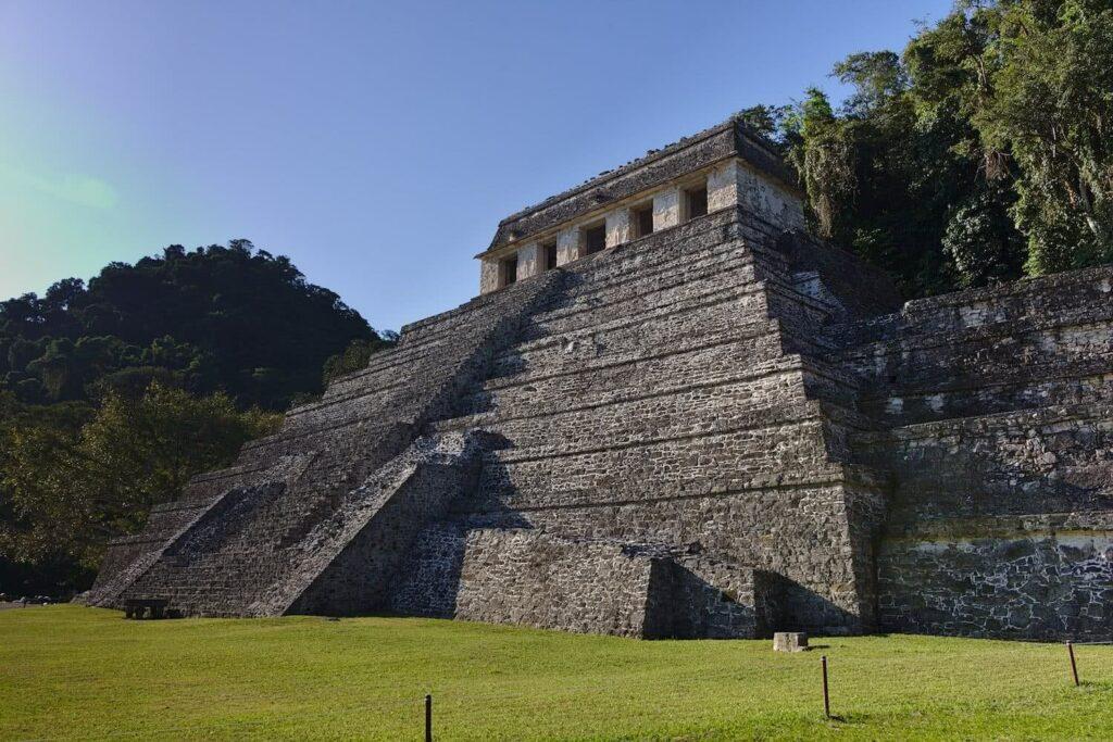 Mexiko Die Maya-Ruinen von Palenque