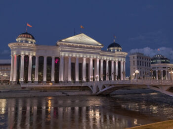 KROATIEN: Skopje: Sehenswürdigkeiten in der unterschätzten Stadt