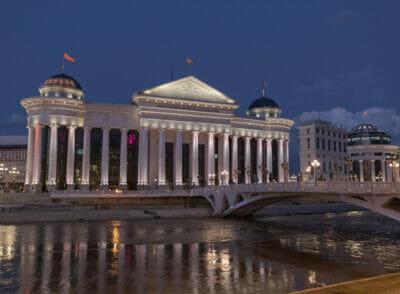NORDMAZEDONIEN: Skopje: Sehenswürdigkeiten in der unterschätzten Stadt