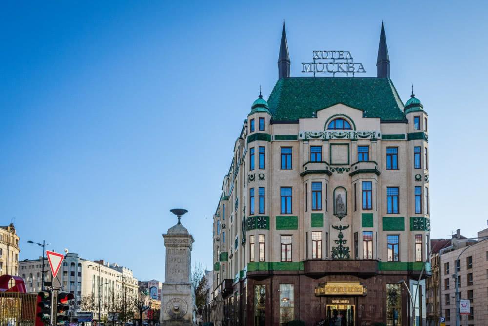 Städtereise Belgrad – 5 Gründe nach Serbien zu reisen