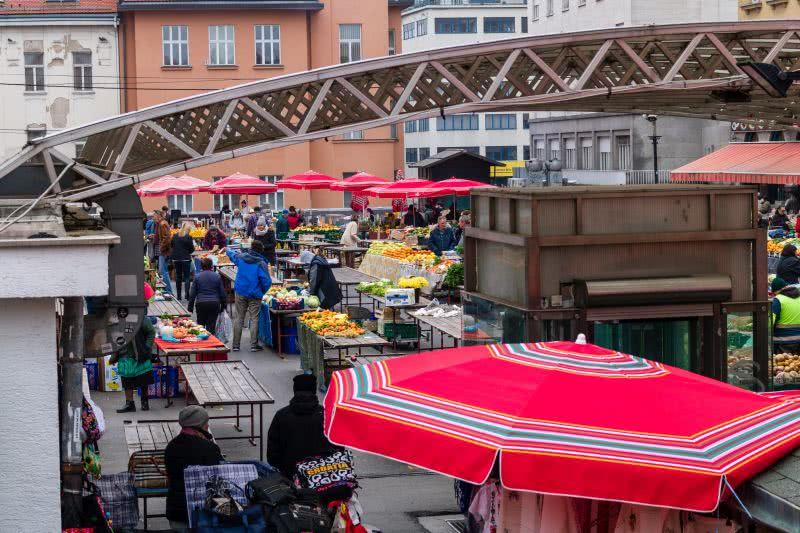 Der Dolac Market