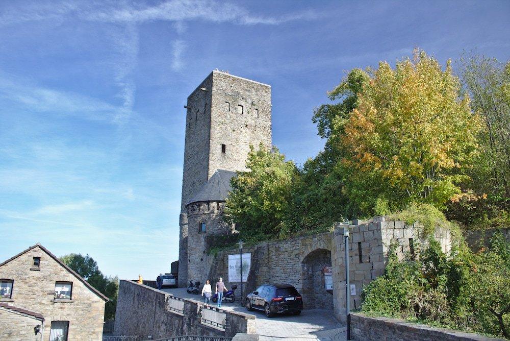 Die Burg Blankenstein in Hattingen