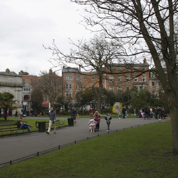Dublin hat sogar einen sehenswerten Stadtpark