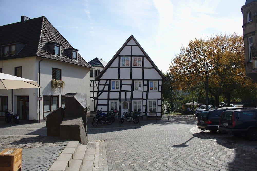 Historische Altstadt in Hattingen
