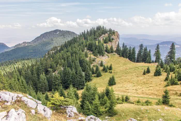 Wandern in Rumänien bei Brasov