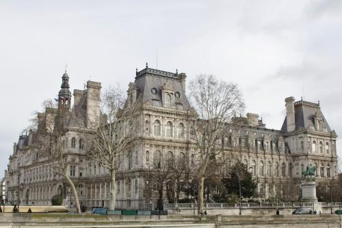 Viele Pariser Sehenswürdigkeiten wirken vor allem im Winter schön