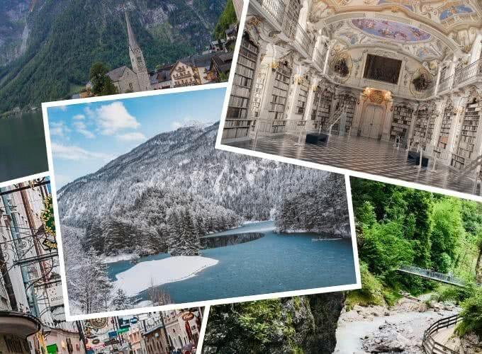 So schöne Orte hat Österreich wirklich 🥇 Tipps von Reisebloggern