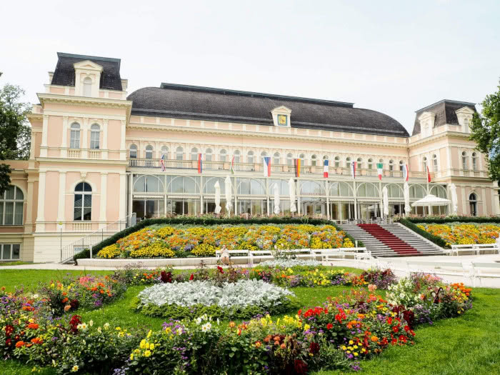 Das kaiserliche und königliche Bad Ischl im Salzburger Land