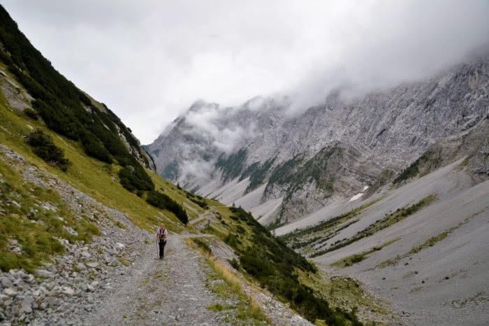 Der Achensee in Tirol gehört zu den schönsten Seen in Österreich