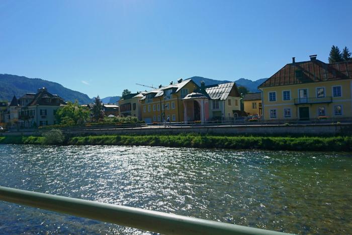 Bad Ischl im Sommer