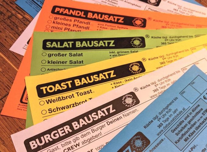 Kleiner Guide für Bausatzlokale | Graz Restaurant-Tipp 1