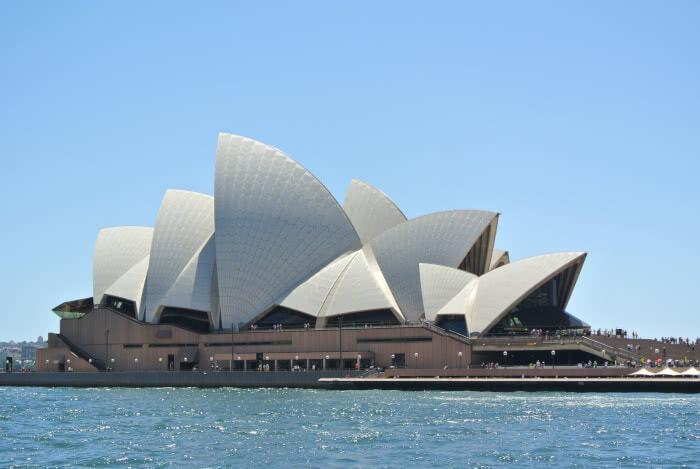 Das Sydney Opernhaus