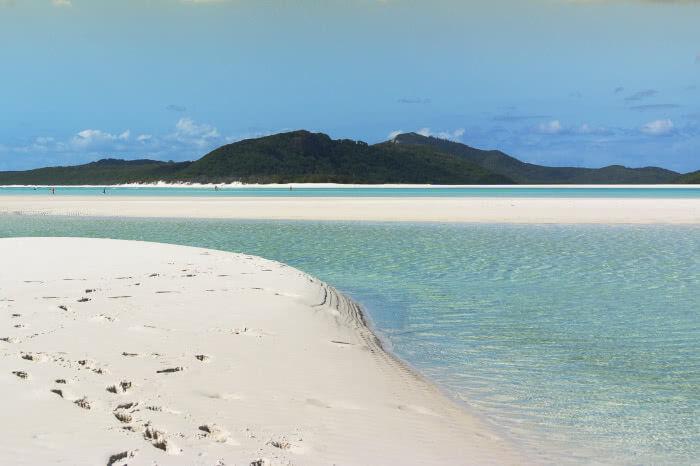 Traumstrände auf den Whitsunday Islands