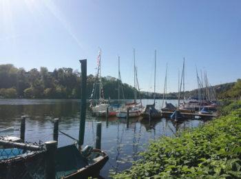 DEUTSCHLAND: Ausflugsziel Baldeneysee & was man hier alles unternehmen kann