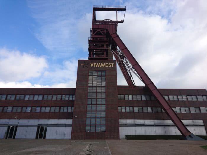 Zechen Immer und überall im Ruhrgebiet