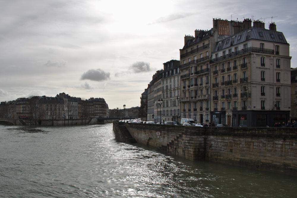 Paris & das Ufer der Seine tragen den UNESCO Weltkulturerbe Titel