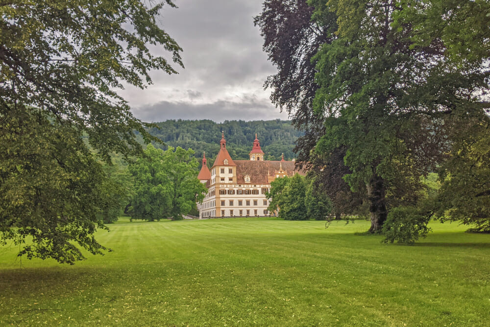 Schloss Eggenberg gehört seit 2010 zum UNESCO Kulturerbe in Graz