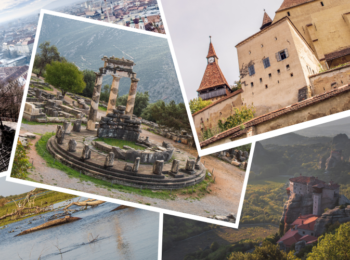 KANADA: UNESCO Weltkulturerbe in Europa – Bilder & Eindrücke