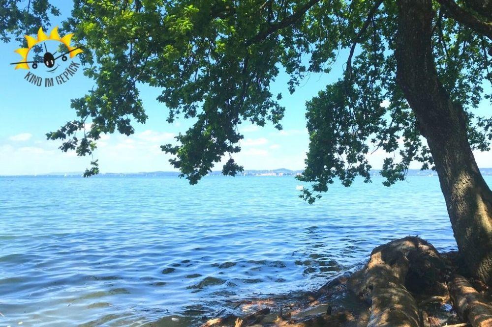 Der Bodensee ist ein beliebtes Urlaubsziel