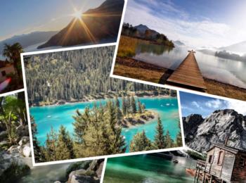 Europas schönste Seen: Reiseblogger zeigen ihre Fotos