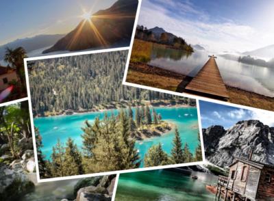 VERSCHIEDENE LäNDER: Europas schönste Seen: Reiseblogger zeigen ihre Fotos