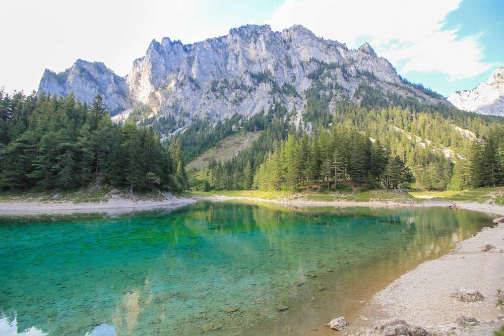 Der Grüne See ist ein richtiger Naturjuwel in der Steiermark