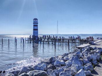 Neusiedler See: Orte & Ausflugsziele auf der Ostseite