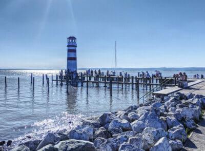 ÖSTERREICH: Neusiedler See: Orte & Ausflugsziele auf der Ostseite