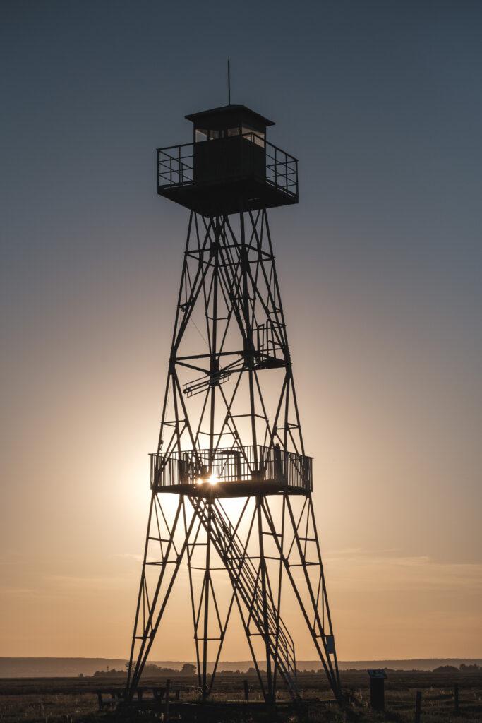 Ein weiterer schöner Spot für einen Sonnenuntergang