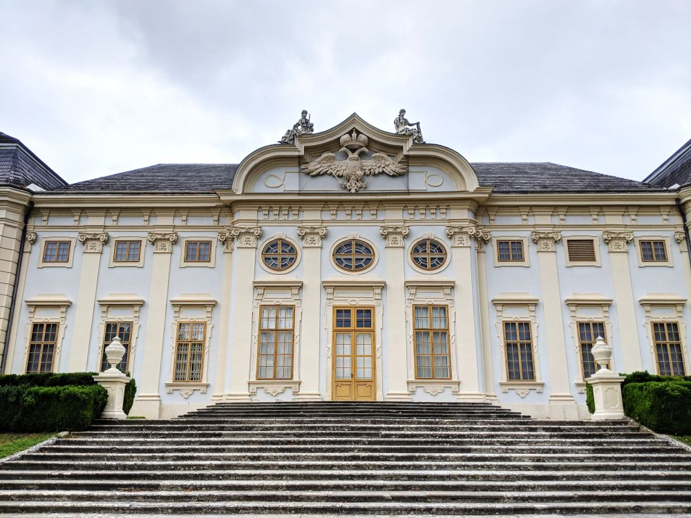 Schloss Halbturn in Mönchhof