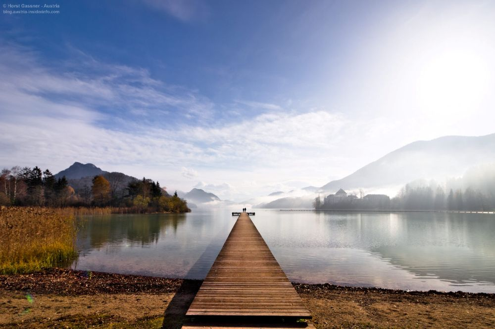 Karibik Flair am Fuschlsee im Salzburger Land
