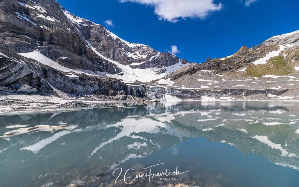 Die Schweiz ist für ihre schönen Bergseen bekannt, die z. B. der Griesslisee