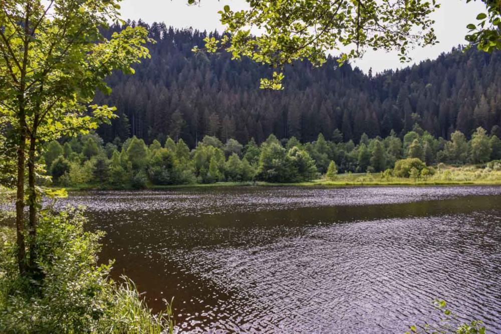 Die Karseen im Schwarzwald stammen noch aus der Eiszeit