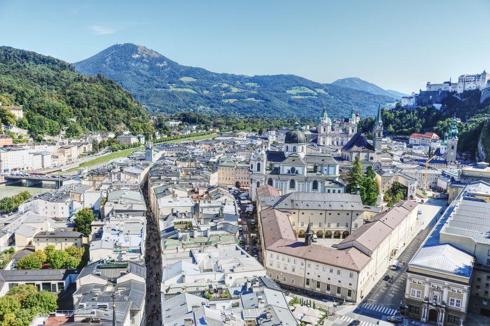Die überschaubare Altstadt gehört zum UNESCO Weltkulturerbe