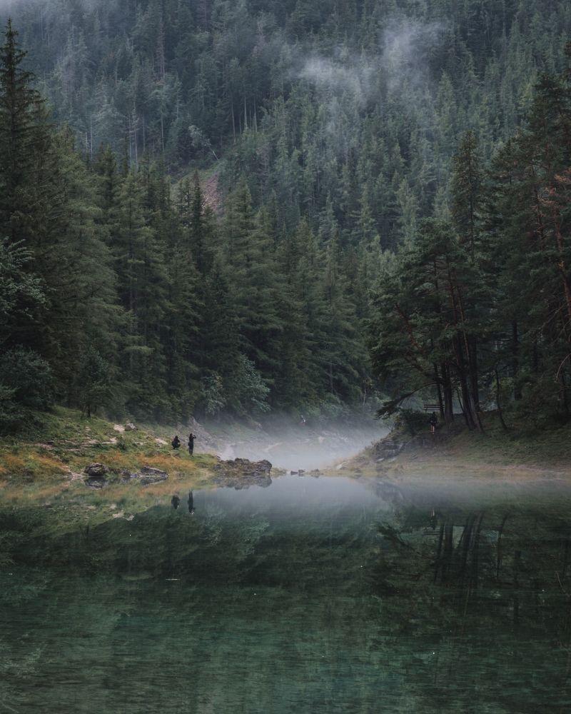 Der faszinierende Grüne See in der Steiermark