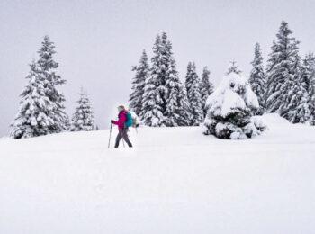 ÖSTERREICH: Schneeschuhwandern in der Steiermark – Touren für Winterwanderungen