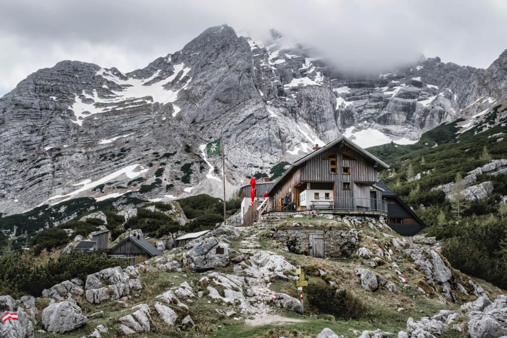 Halbtageswanderung zur Hesshütte