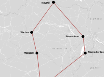 ÖSTERREICH: Unsere Rundreise ⇨ durch das Burgenland & Niederösterreich | 2 Wochen Urlaub