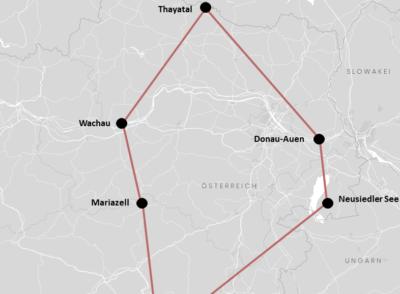 ÖSTERREICH: Unsere Rundreise durch das Burgenland & Niederösterreich | 2 Wochen Urlaub