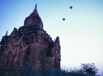 Lieblingsplätze: Old Bagan – Der Ort der Tausenden Pagoden und Stupas