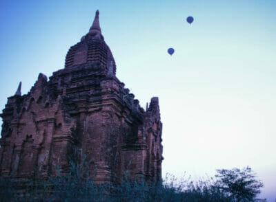 MYANMAR: Lieblingsplätze: Old Bagan – Der Ort der Tausenden Pagoden und Stupas