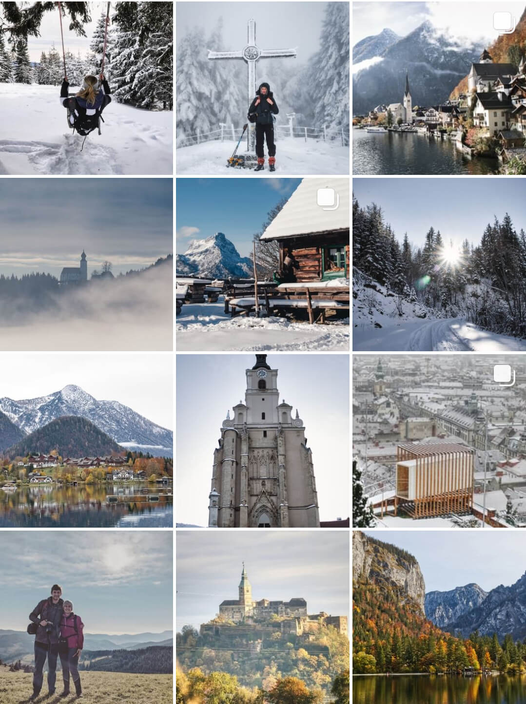Gepackt & Los! Inspiration & Reiseideen bei Instagram