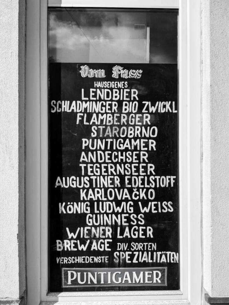 Im Cheers gibt es eine große Auswahl an Bieren
